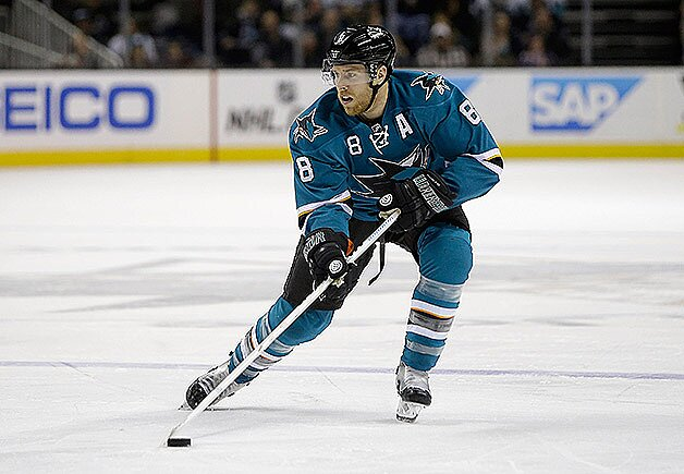 buy online 7fa86 2a542 San Jose Sharks: Ranking their top 5 players of all time ...