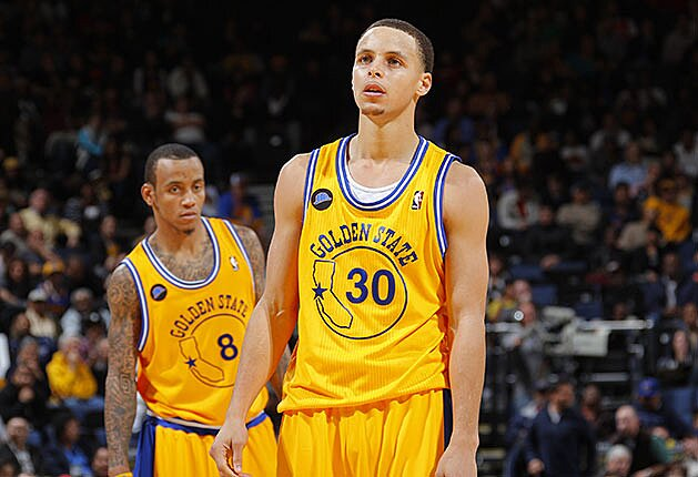 7316fcdde6cd Stephen Curry  The man the NBA can t take its eyes off