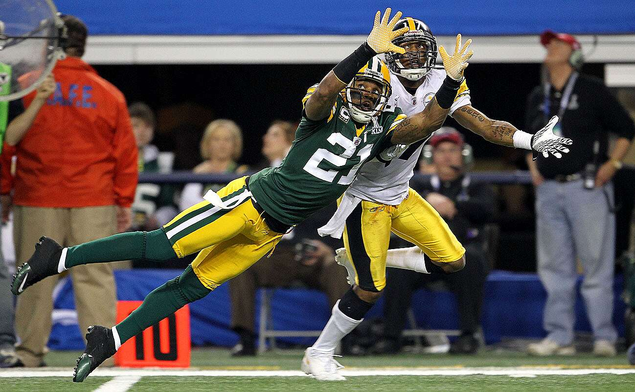 the latest 8a44e 1d18a Charles Woodson's career remembered after retirement ...