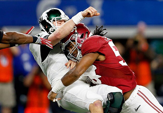 newest a106d 496c5 Michigan State s playoff loss shows how far Spartans must go   SI.com