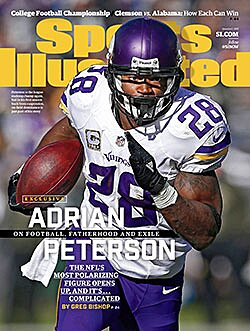 official photos d3cb3 ae96f Adrian Peterson on parenting, forgiveness, being a public ...
