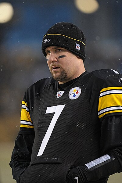 Ben Roethlisberger Steelers Qbs Actions Raise Questions Vault