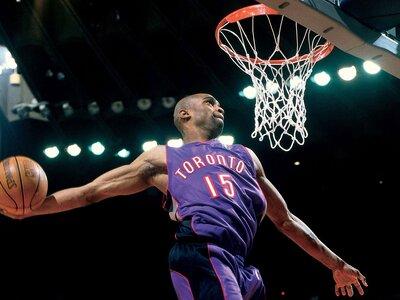 1d1ad8f7780 NBA Dunk Contest  Highlights of Vince Carter