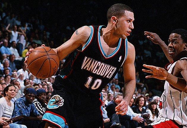6a1b5bd1263f Forgotten Franchise  The Vancouver Grizzlies  short NBA lifespan ...