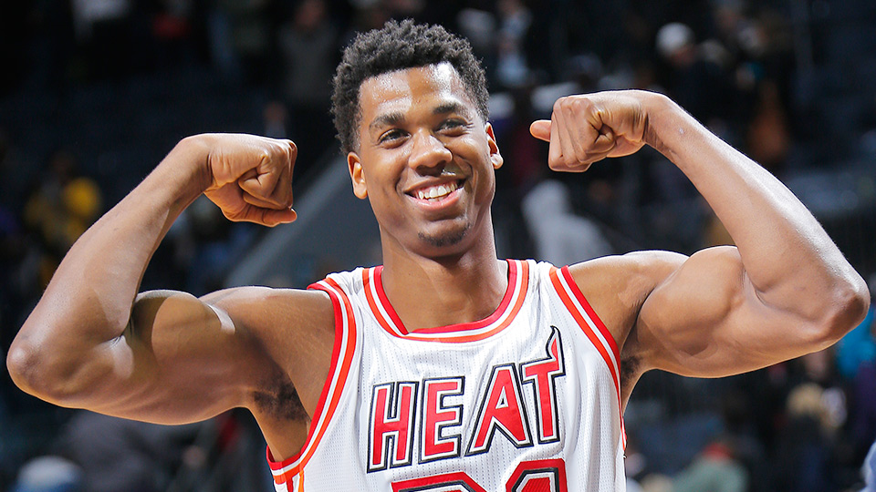 Heat's Hassan Whiteside says free throws are like hot ...