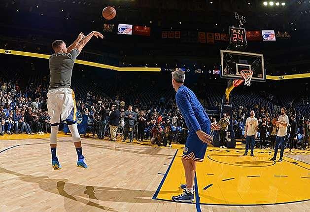 Stephen Curry's shot: Examining Warriors star's jumper | SI com