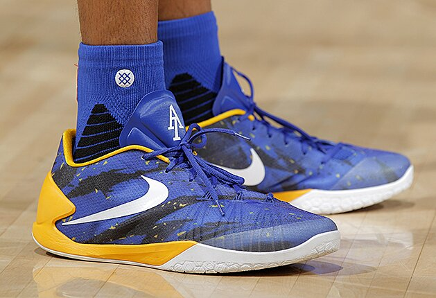 baf378feff Nike, Under Armour are tops with Warriors' Stephen Curry and Co. | SI.com