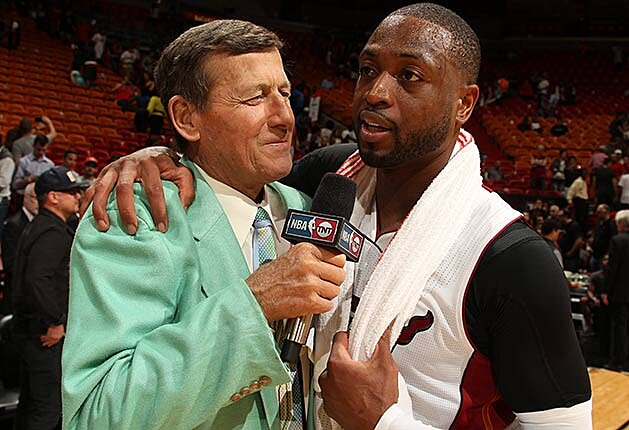 1b514811ca8 Craig Sager  NBA broadcaster all smiles during fight of his life ...