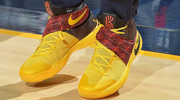 sports shoes 3a0c7 afc02 NBA playoffs  Predicting conference finals based on best shoes   SI.com