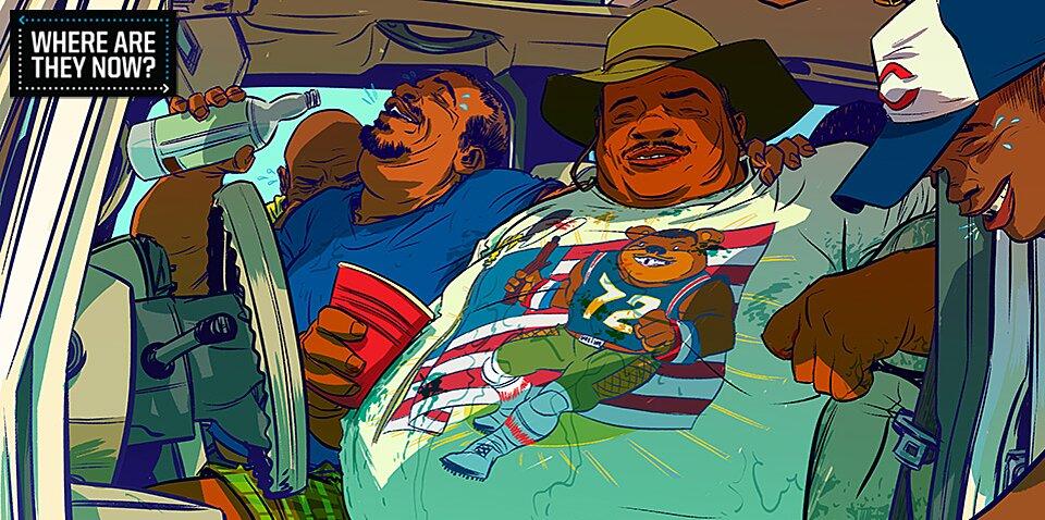 726822dd6b0 William 'Refrigerator' Perry: Alcohol, finances haunt Bears great | SI.com