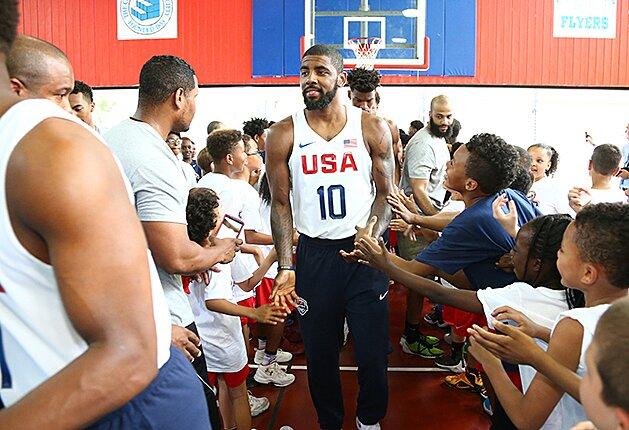 7172acfeda7 Cavaliers star Kyrie Irving talks NBA Finals