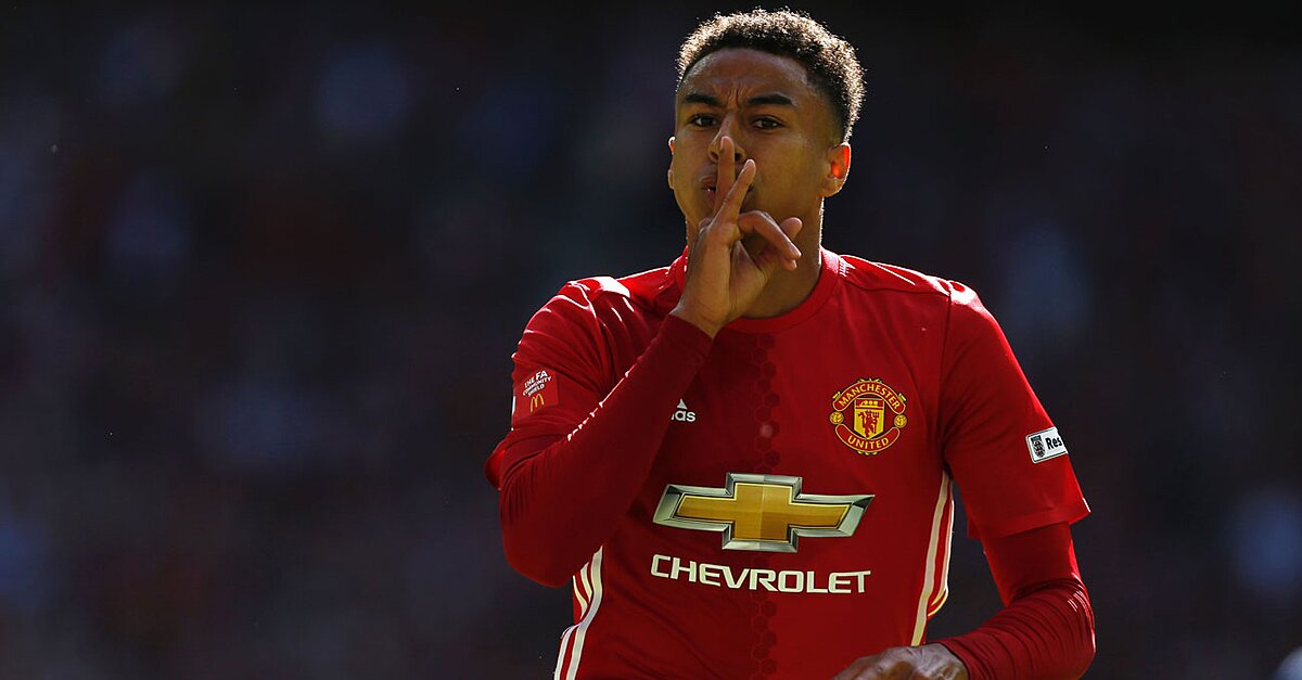 Jesse Lingard Signs New Four-year Manchester United