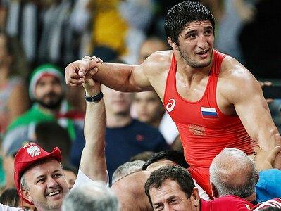 5790af36 Abdulrashid Sadulaev: World's best wrestler wins gold | SI.com