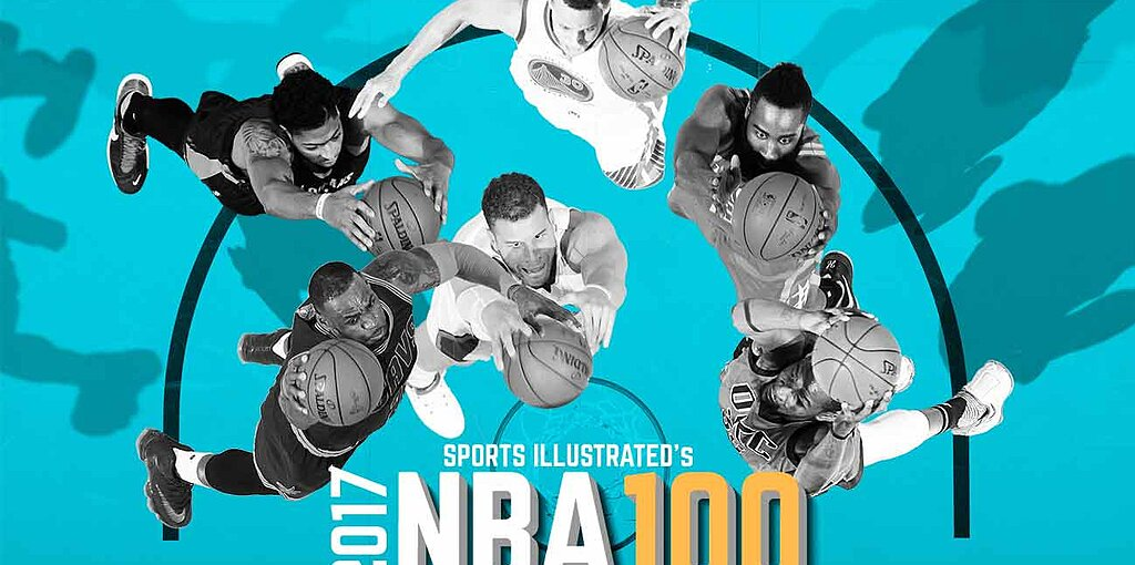 NBA's Top 100 players of 2017: LeBron tops rankings | SI com