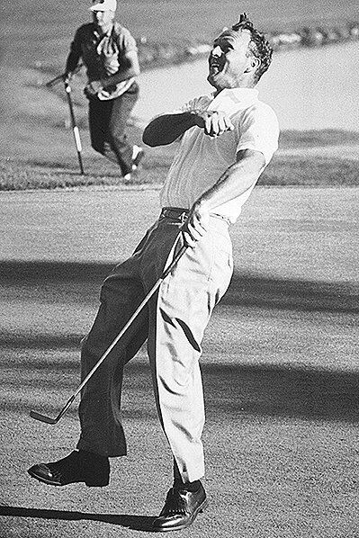 Arnold Palmer: Sports Illustrated Sportsman of the Year   Vault