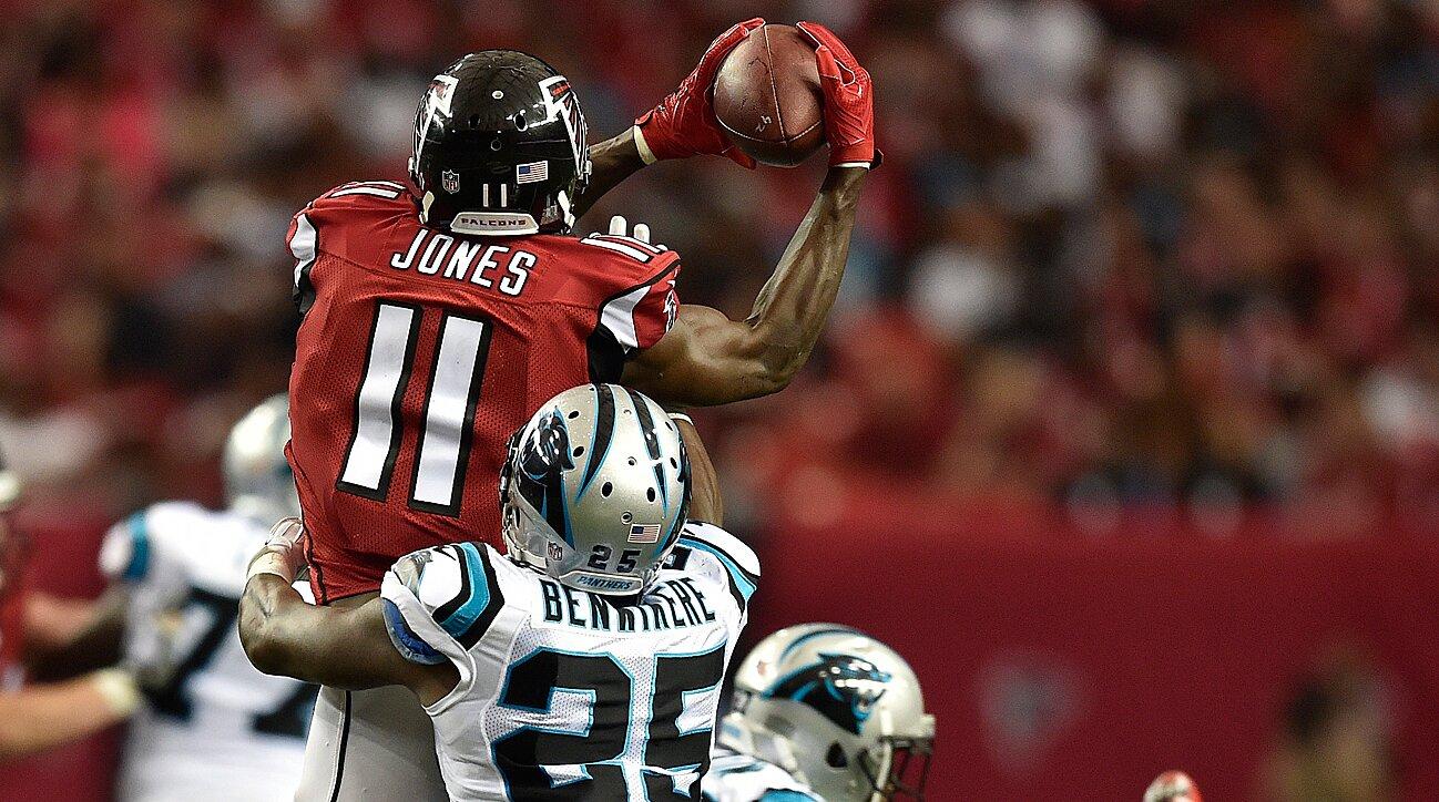 e986c66cbab78d Julio Jones' 300 game; Bills over Patriots; NFL Week 4   SI.com