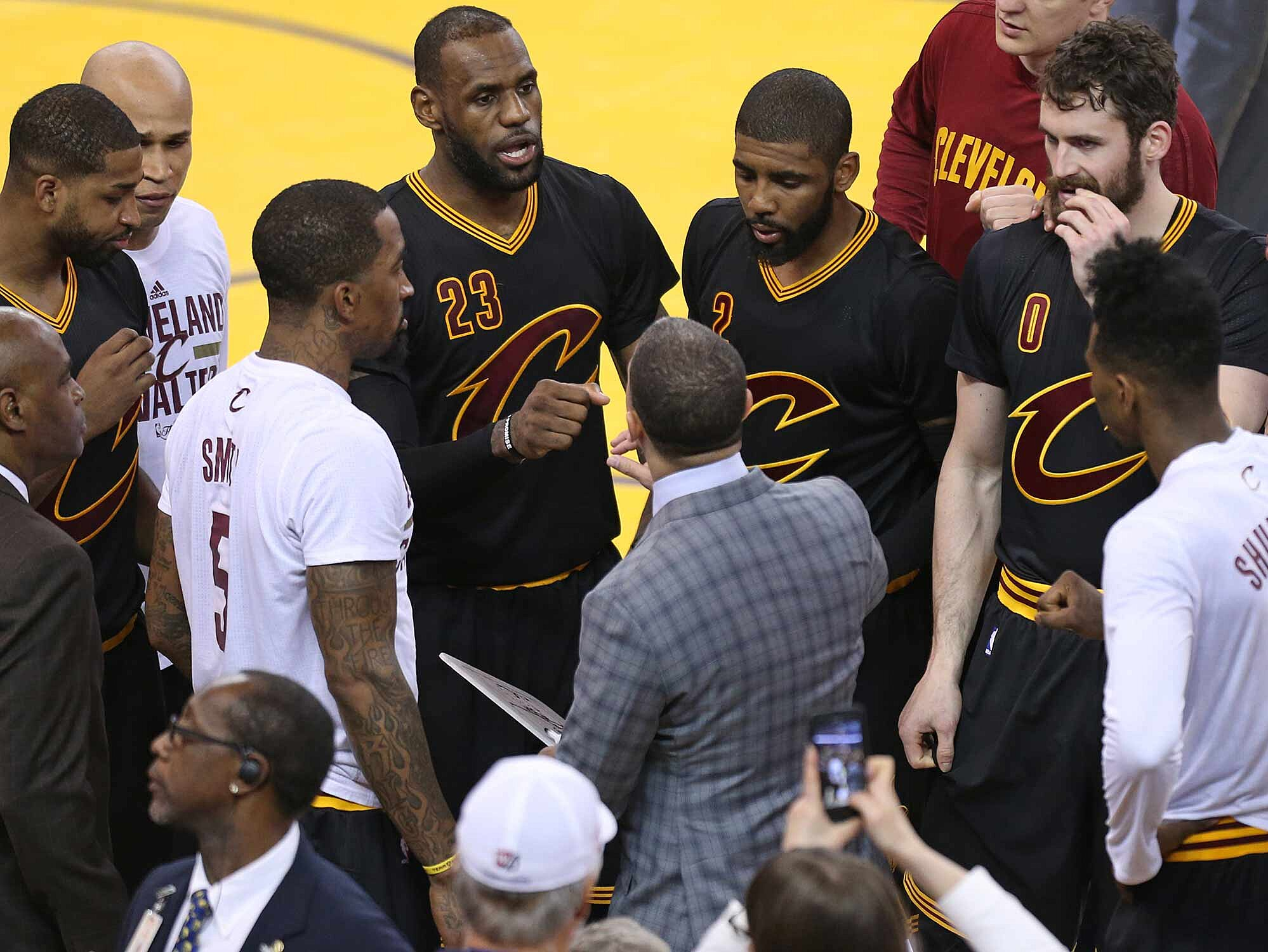 7ff9872a5f03 LeBron James  SI s 2016 Sportsperson of the Year