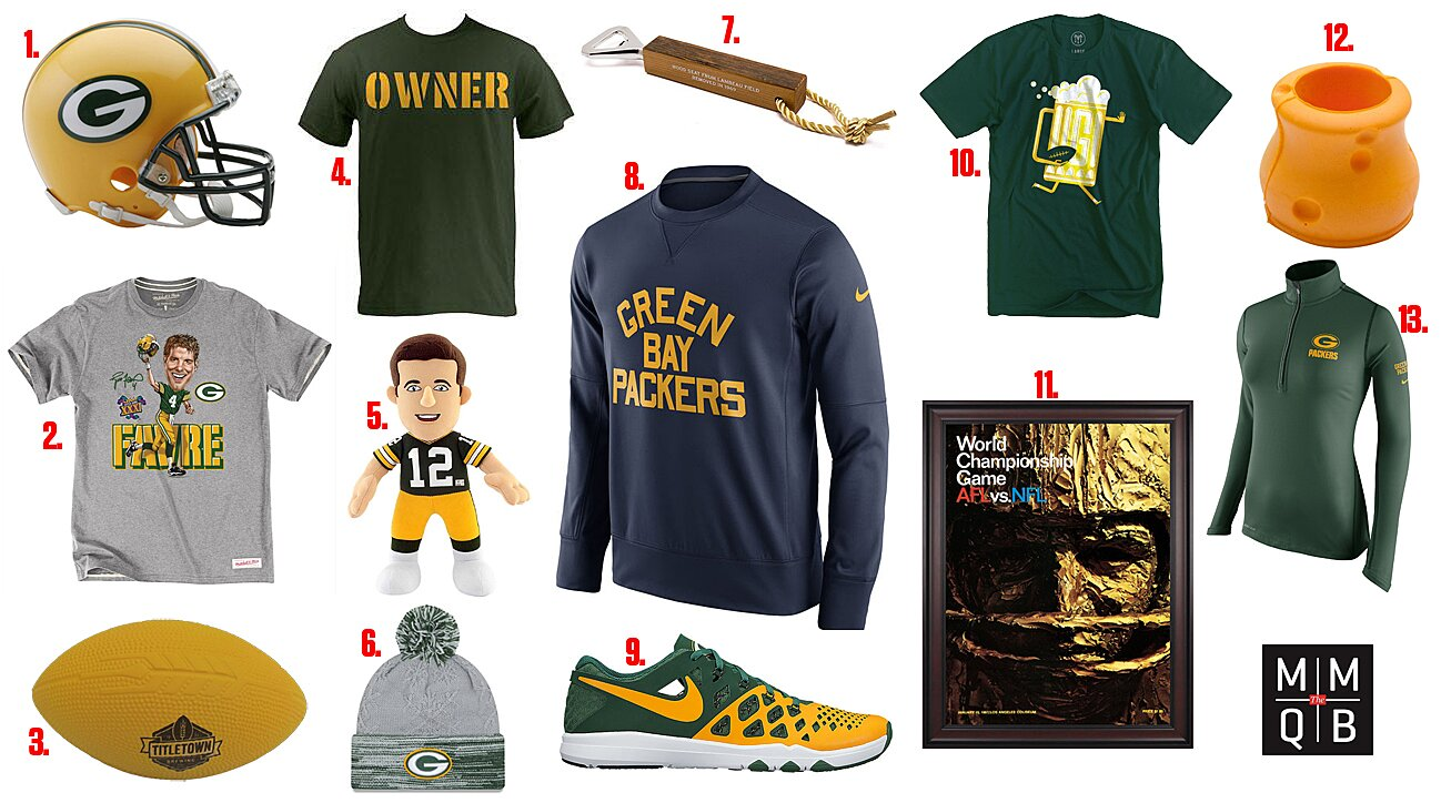 ae729251 Green Bay Packers gear guide with apparel, wares, more | SI.com