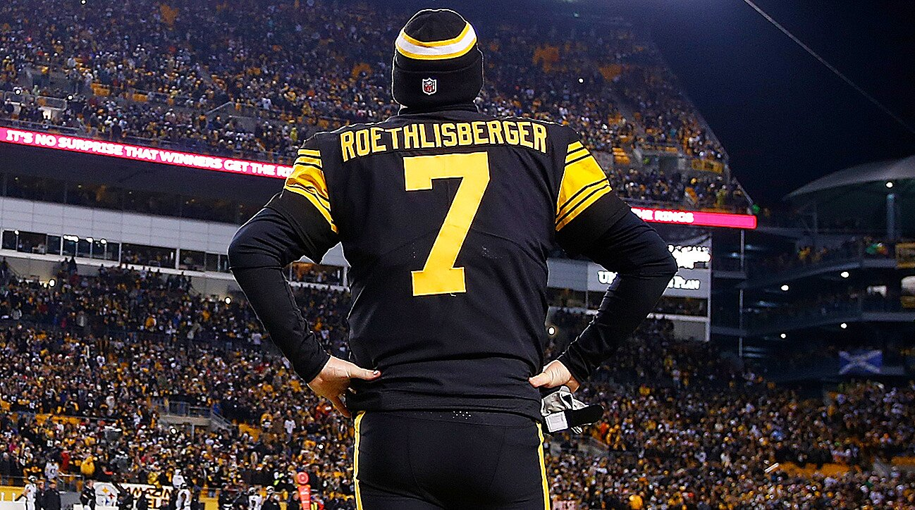 b3b4f5df0 Steelers QB Ben Roethlisberger remains a polarizing figure