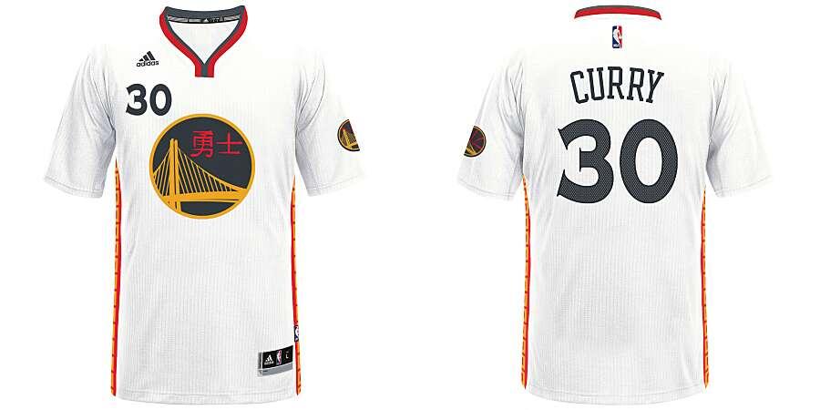 online retailer 3d7ef c42e2 NBA unveils Chinese New Year jerseys, TV spot   SI.com