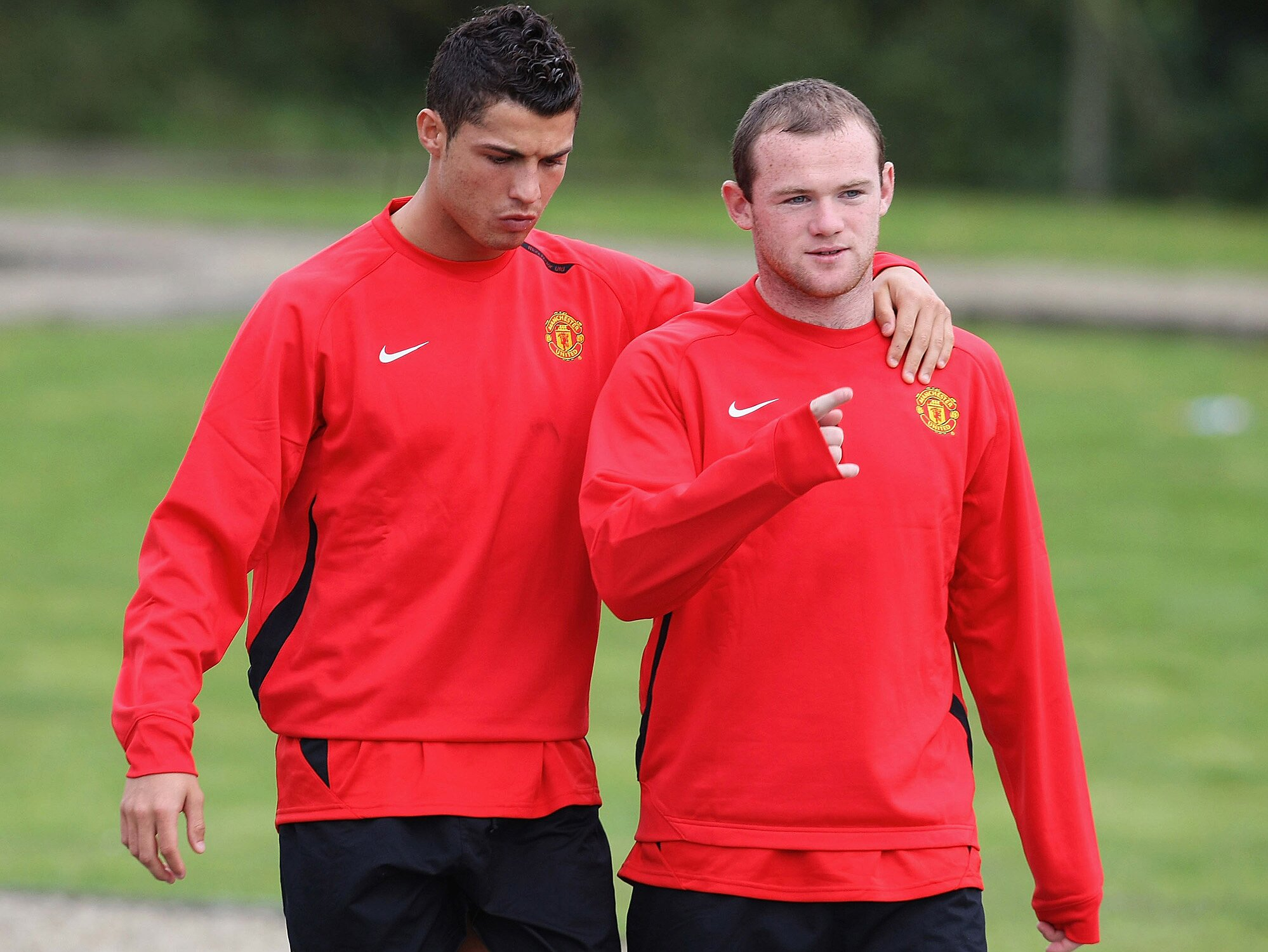 165108e84 What if Cristiano Ronaldo stayed at Manchester United