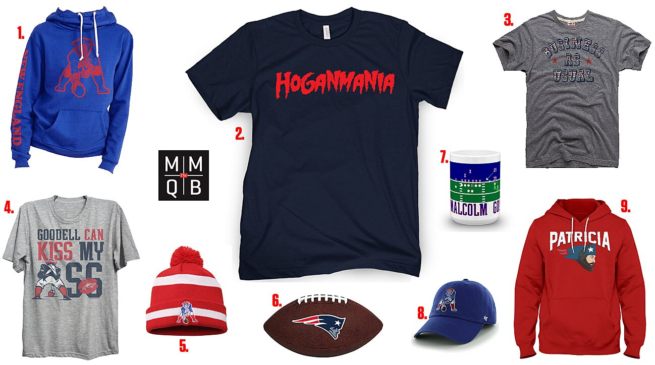 391250e2 Super Bowl Gear Guide: Best Patriots, Falcons apparel   SI.com