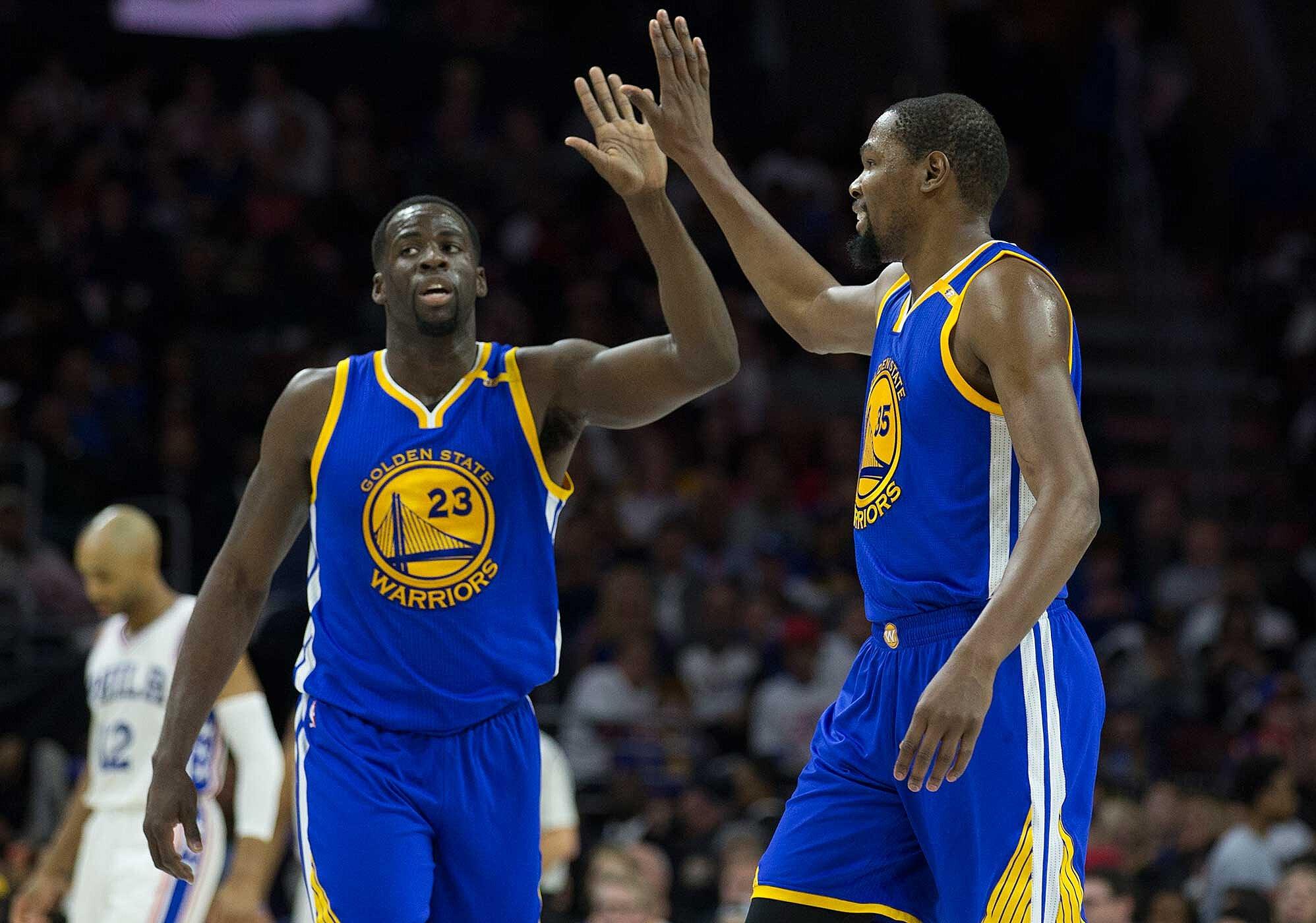 ea27753d5cc 2016-17 NBA Grades  Warriors Roll