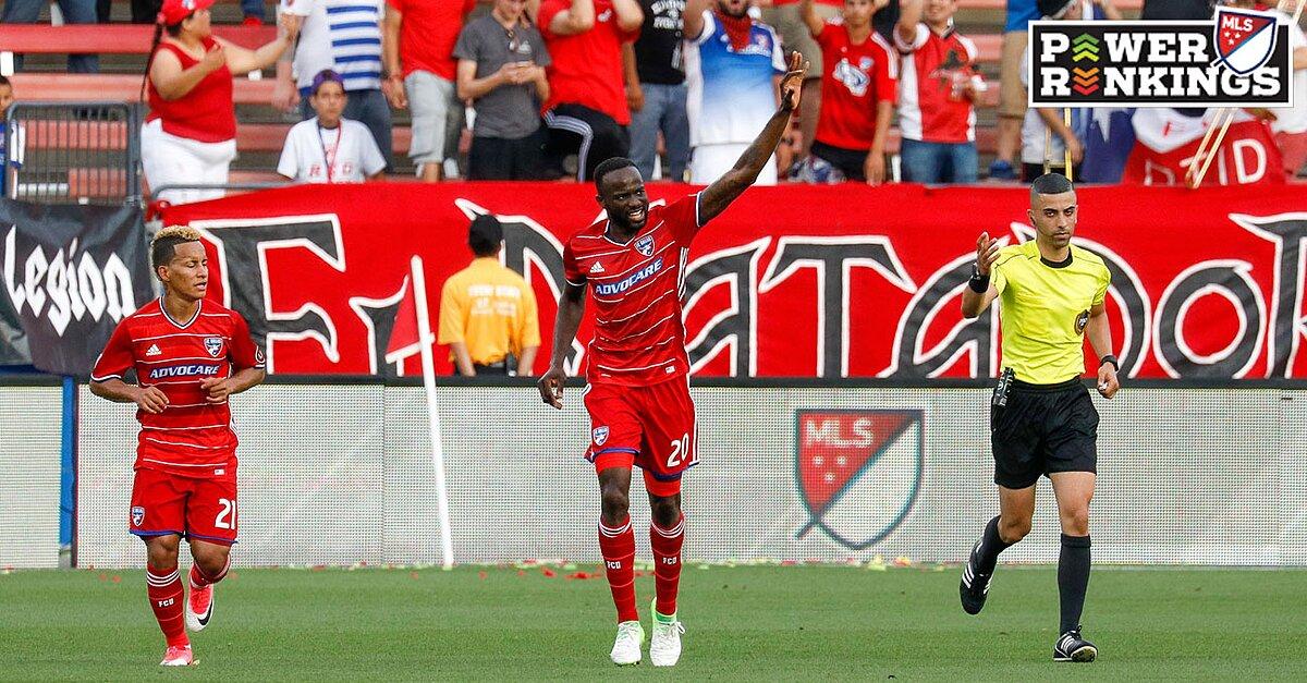 MLS Power Rankings Week 14: Toronto, FC Dallas, Chicago prevail | SI com