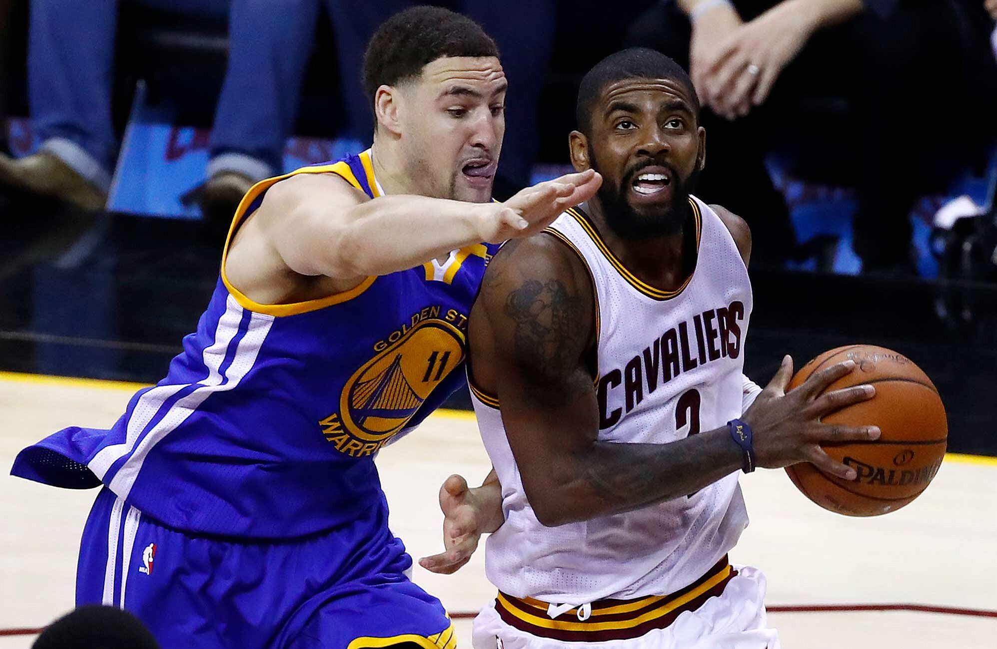 1f91b79f0cb1 NBA Finals Game 5  Can Kyrie Irving Stave Off The Warriors Again ...