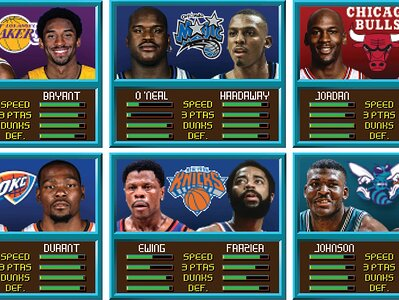 NBA Jam  Best All-Time Duos For Every Team  3d23d7532