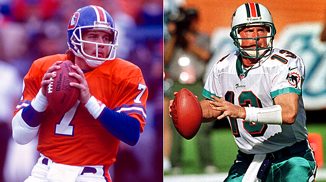 Elway And Marino Could Have Been Baseball Royalty Si Com