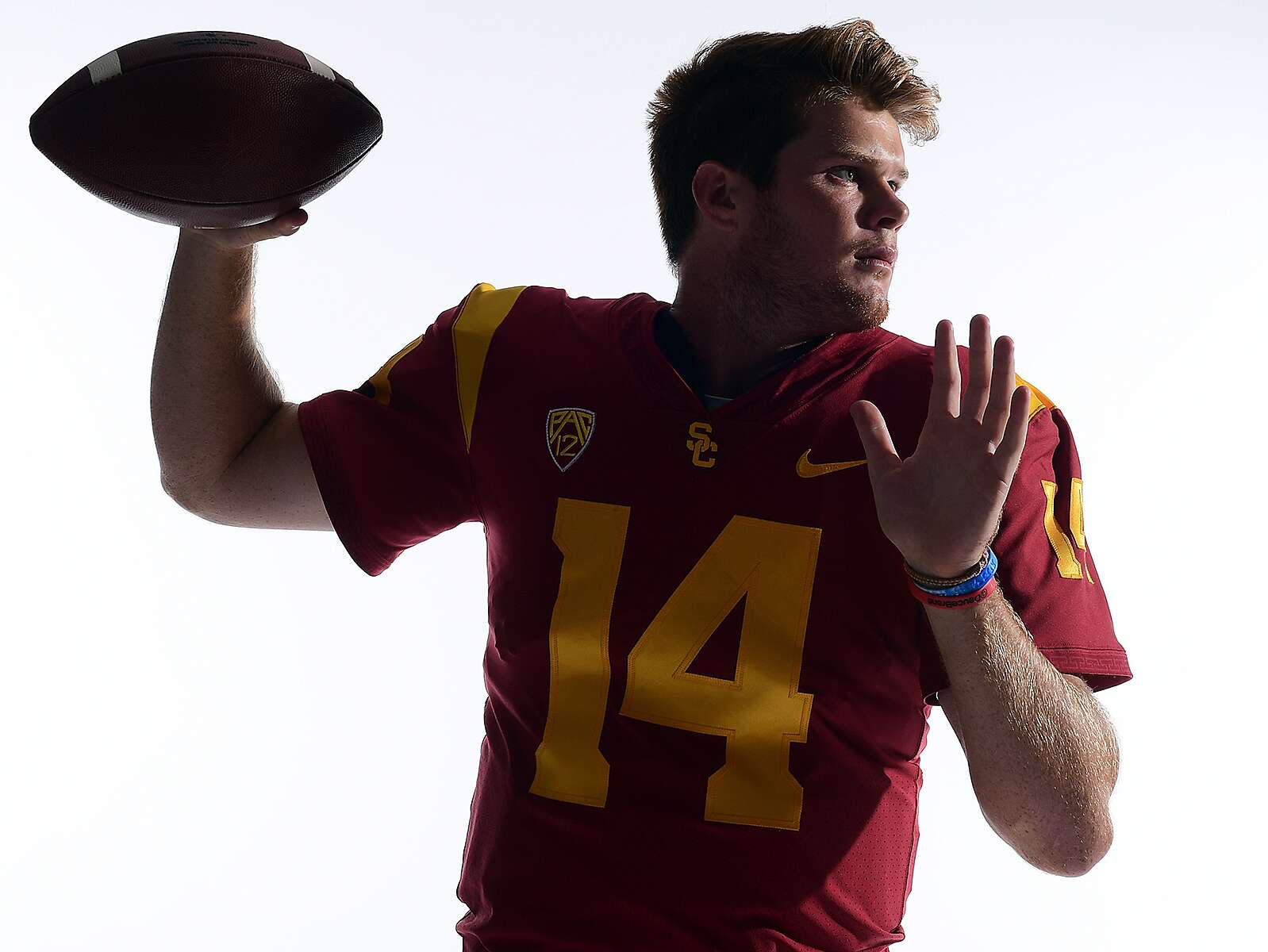 reputable site 2877d 11712 Sam Darnold: USC QB has Heisman, NFL draft in his sights ...