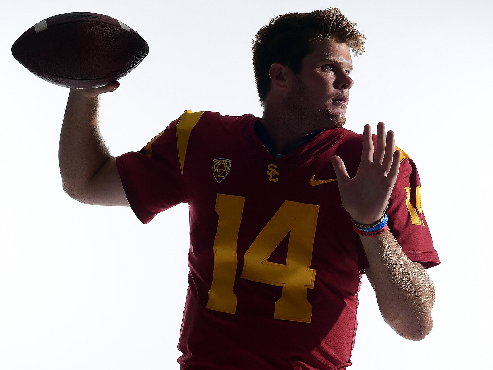 b3b7a2d50b1 Sam Darnold: USC QB has Heisman, NFL draft in his sights | SI.com