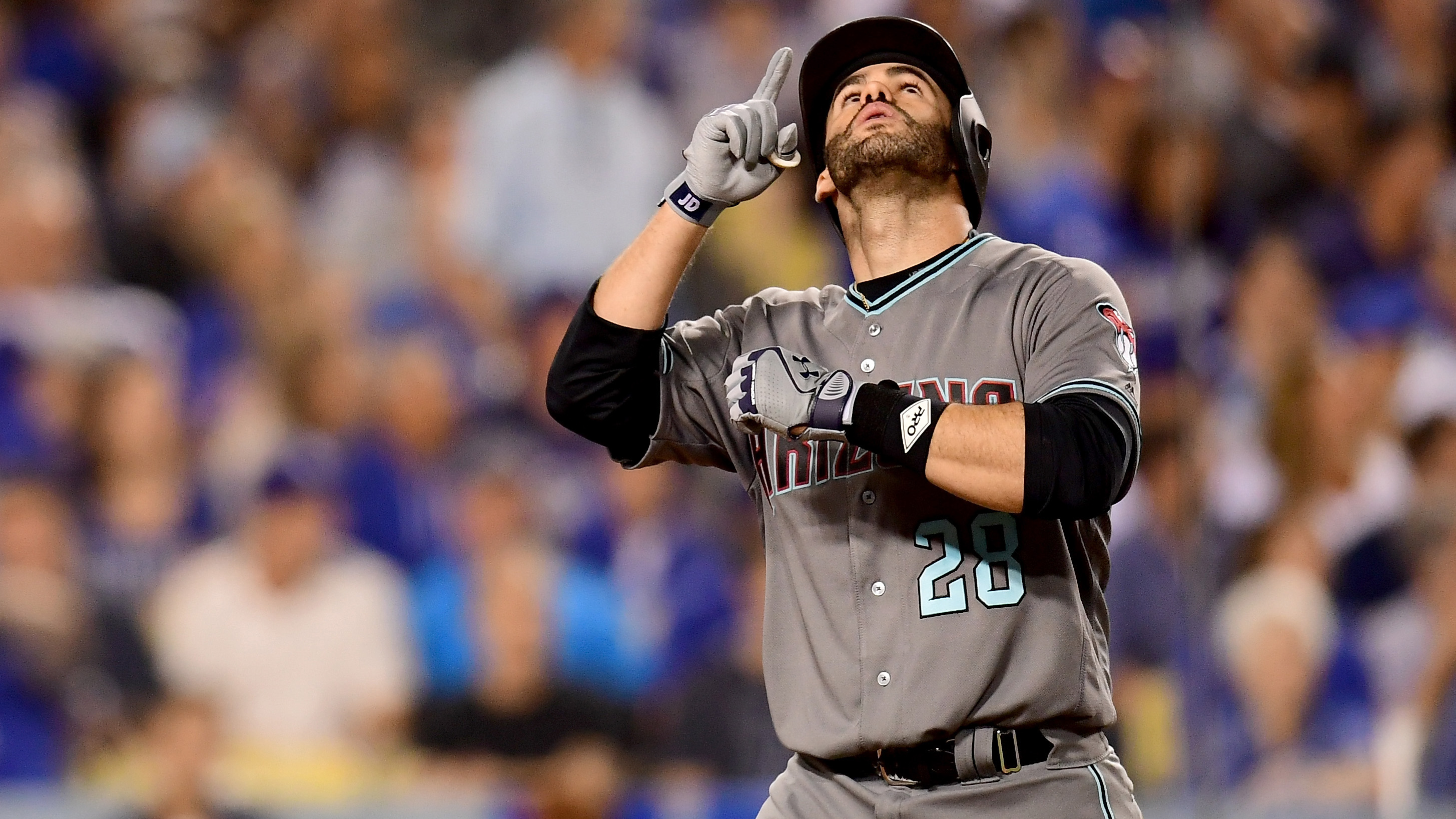 MLB rumors: Blue Jays showing interest in J.D. Martinez ...
