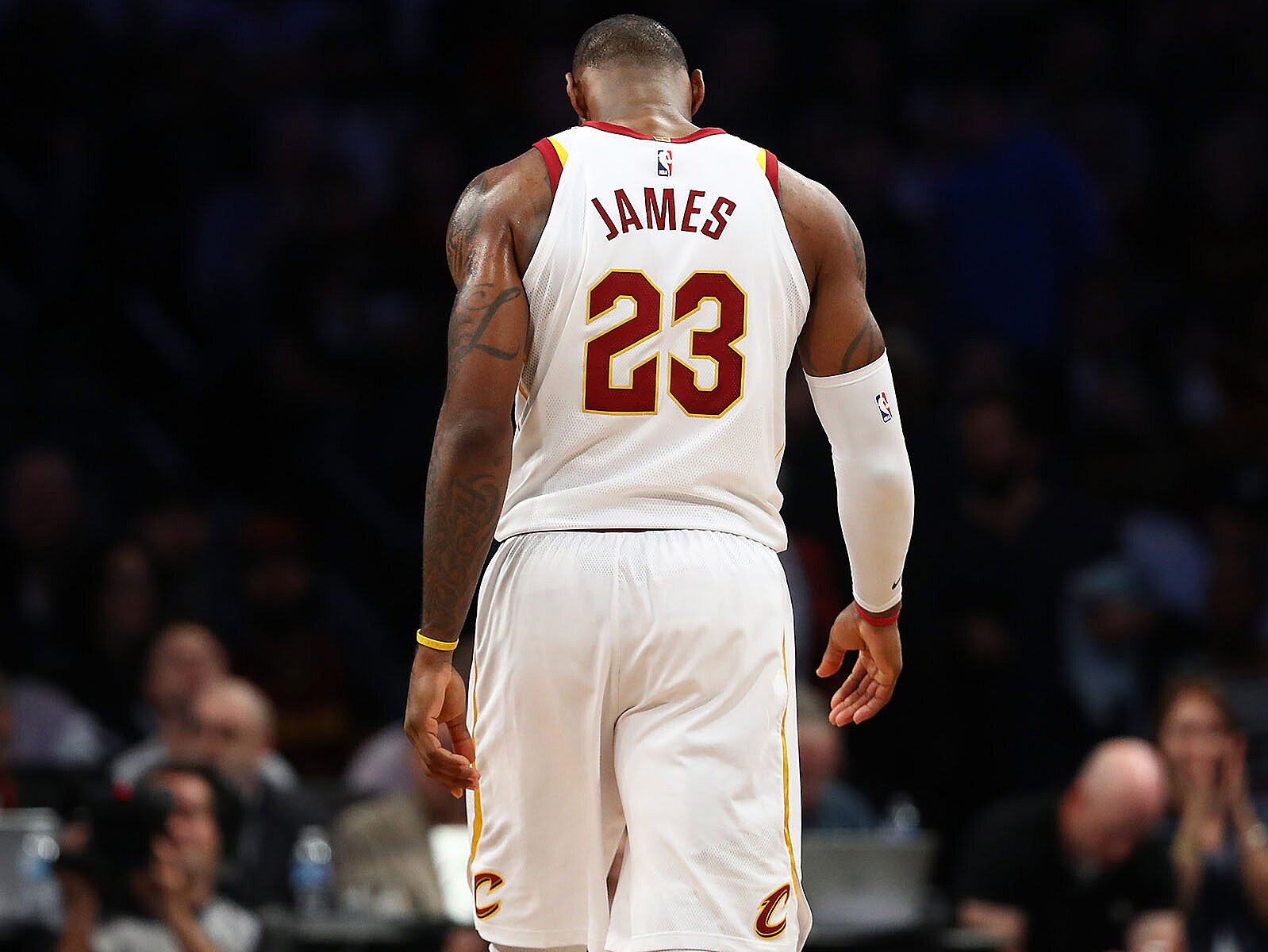9db5cbc87a3 LeBron James Rumors  Will Cavs Star Leave in Free Agency