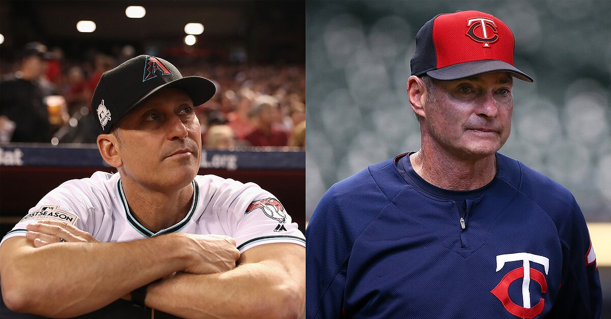 Torey Lovullo, Paul Molitor named managers of the year