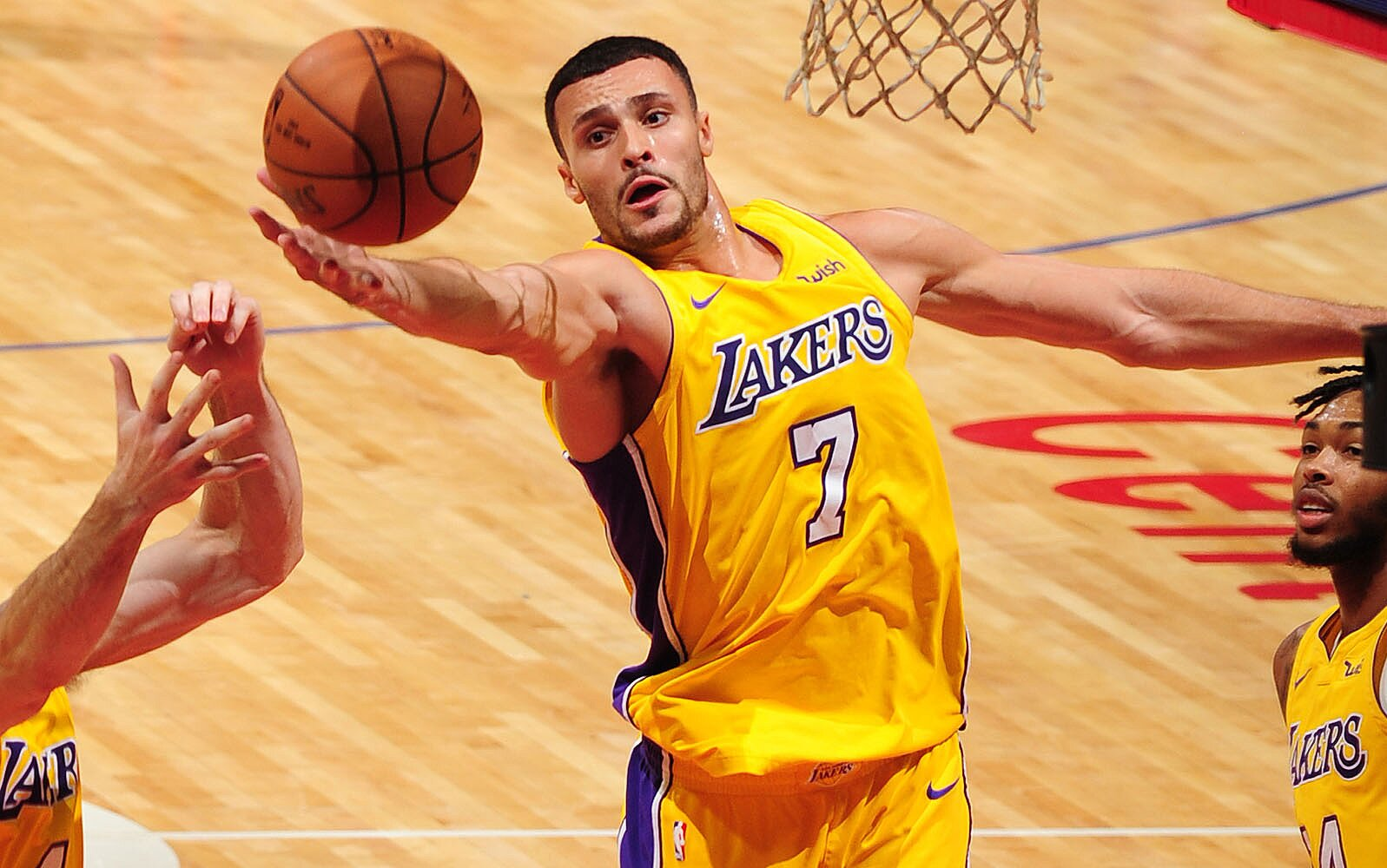 eaa10acc330 Larry Nance Jr to Meet Soldier Pen Pal Fourteen Years Later