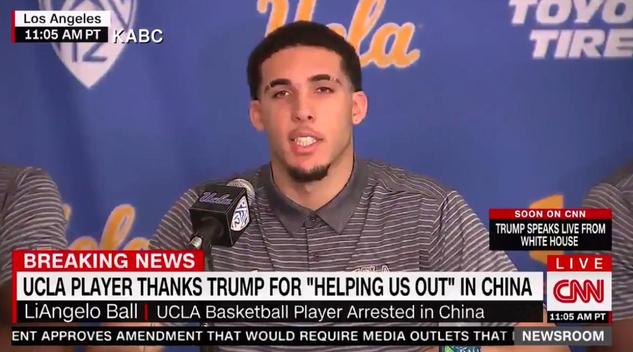 Ucla-basketball-players-thank-donald-trump