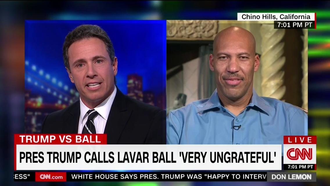 Lavar-ball-donald-trump-response-cnn-video