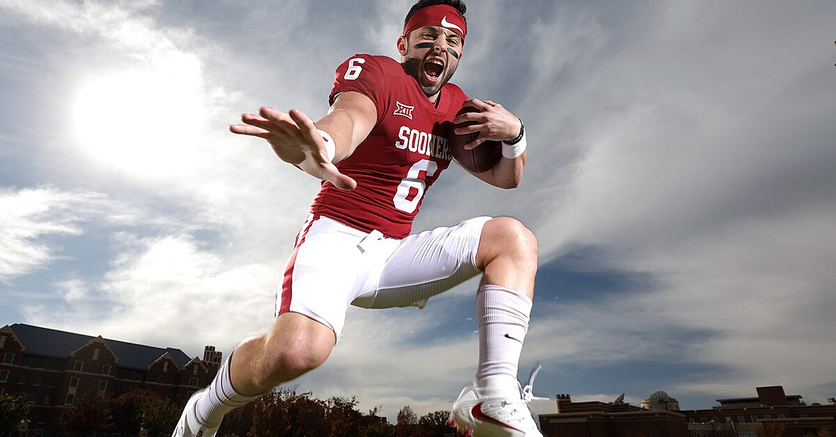 Baker Mayfield Polarizing Oklahoma Qb Set For Heisman Finale