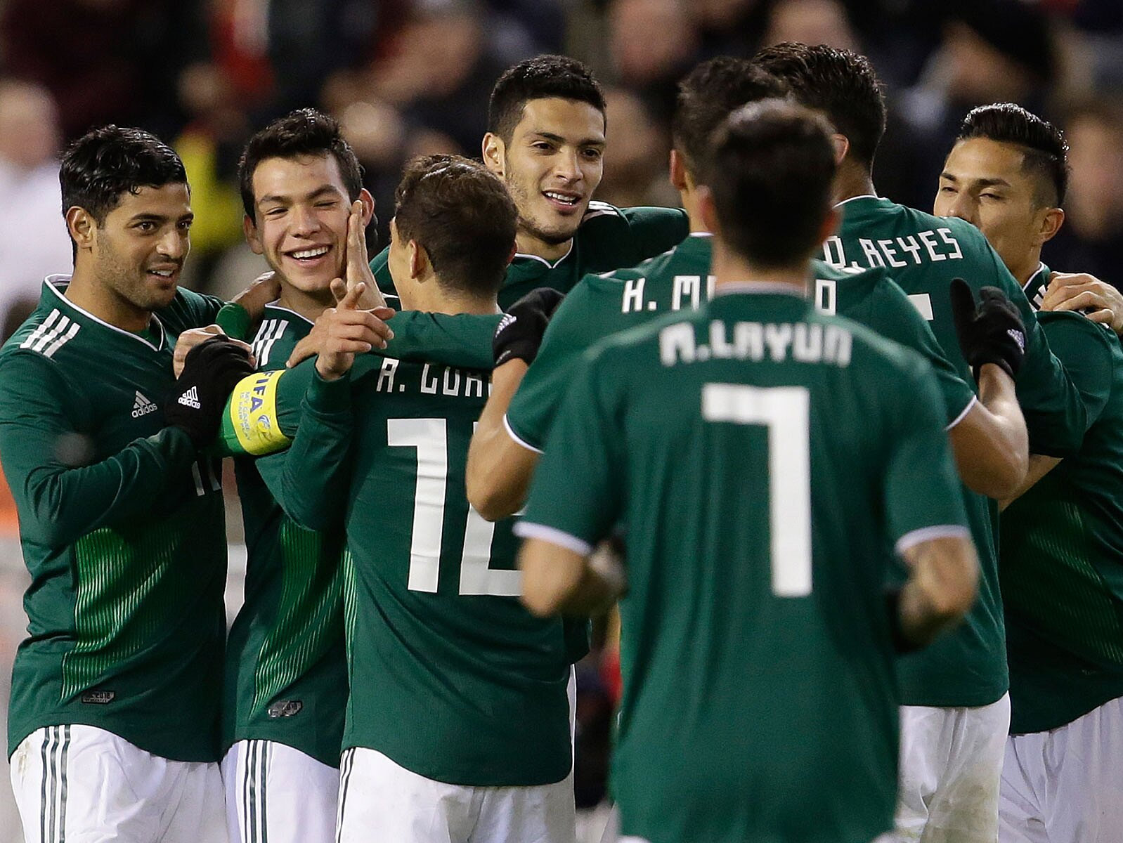a6c6e4b0a Mexico 2018 World Cup roster projection  Who Osorio will call
