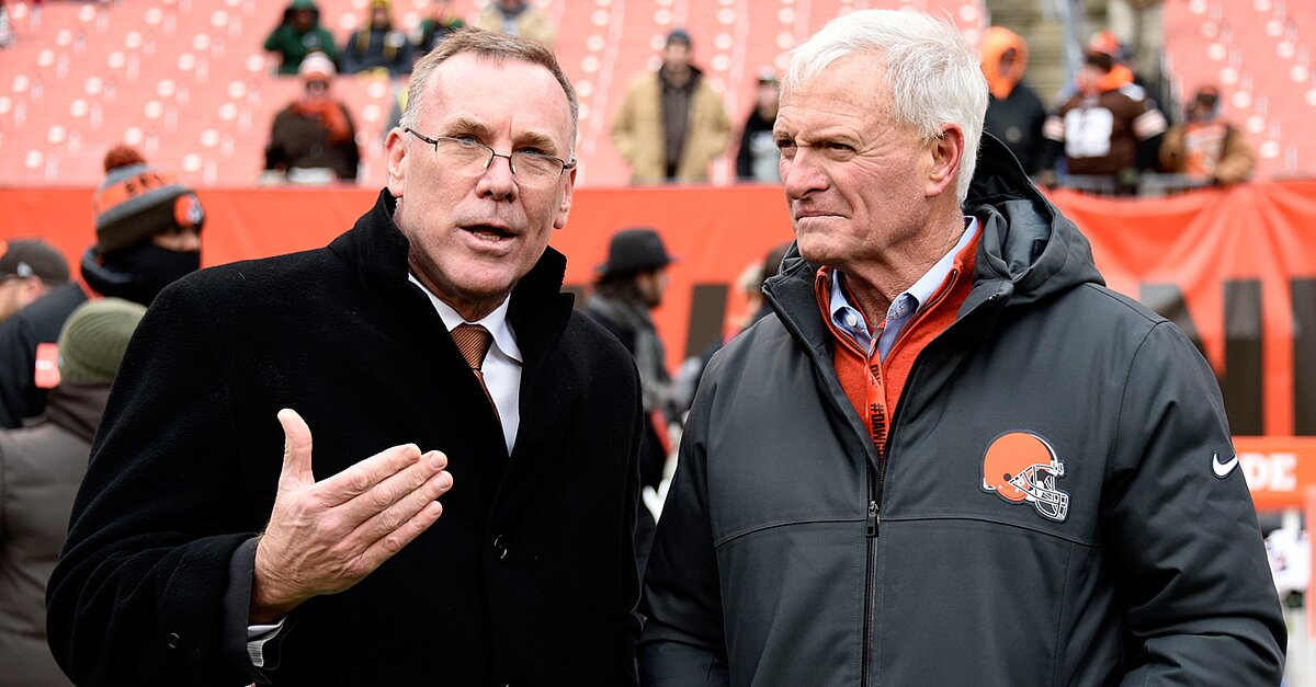 Peter King: Dorsey Has Giant Challenge with Browns