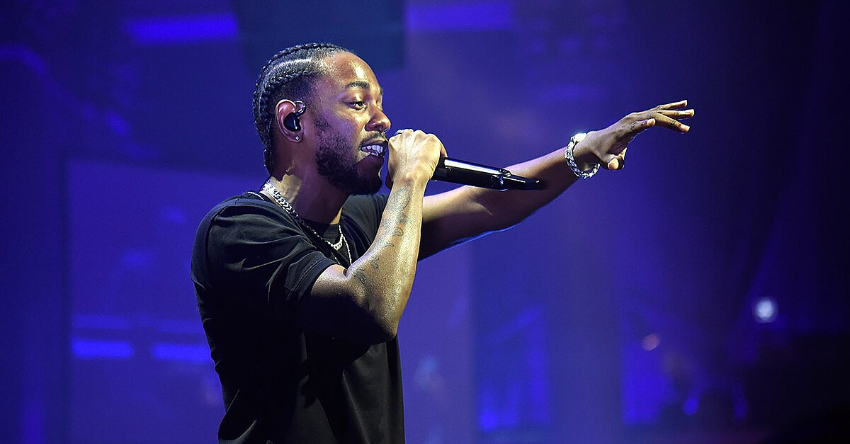 Watch: Kendrick Lamar Performs During Halftime of CFP National Championship Game