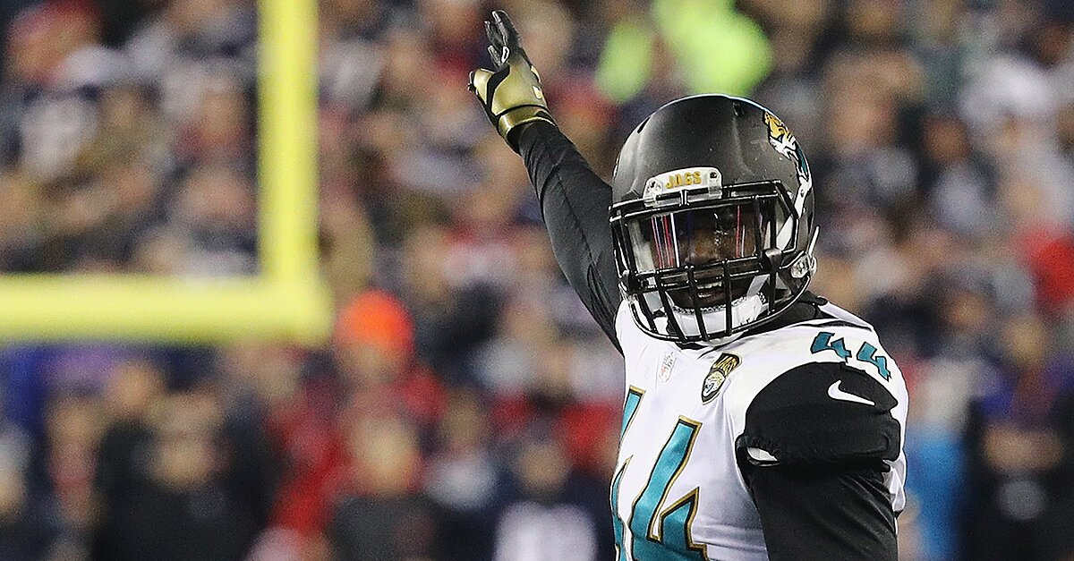 331eb1ab9 AFC Championship  Did a quick whistle rob Myles Jack of a fumble return for  a touchdown