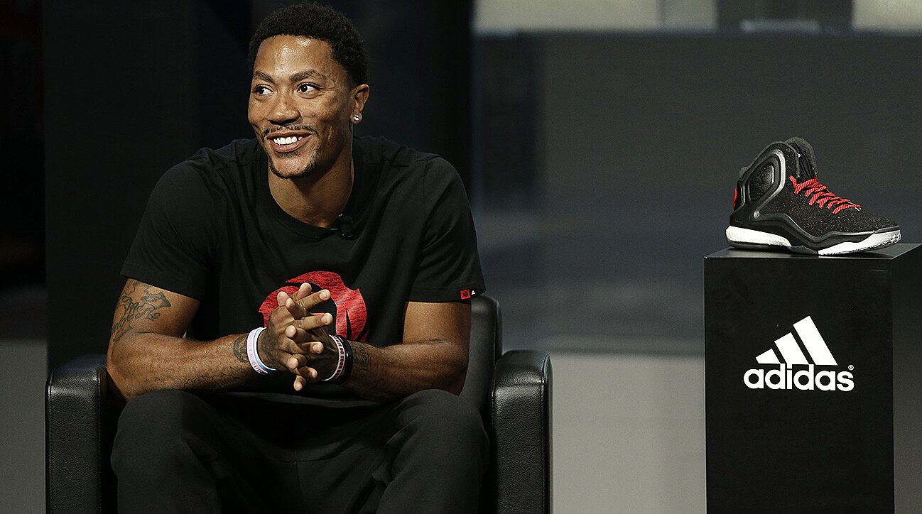 15cedf3d104 Derrick Rose and Adidas  A Sneaker Contract Gone Wrong