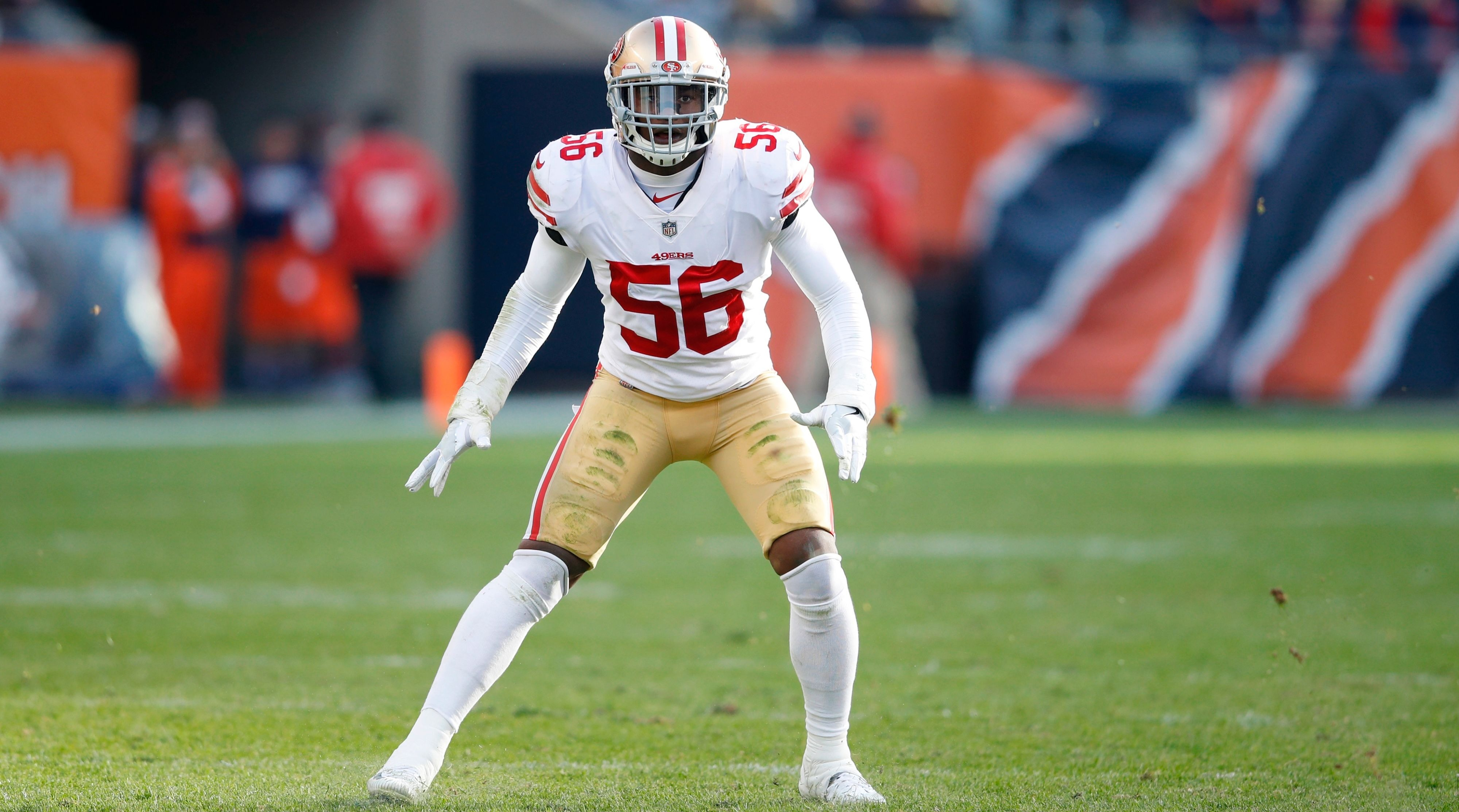 Reuben Foster 2017 NFL Draft profile including player stats videos combine results and expert analysis