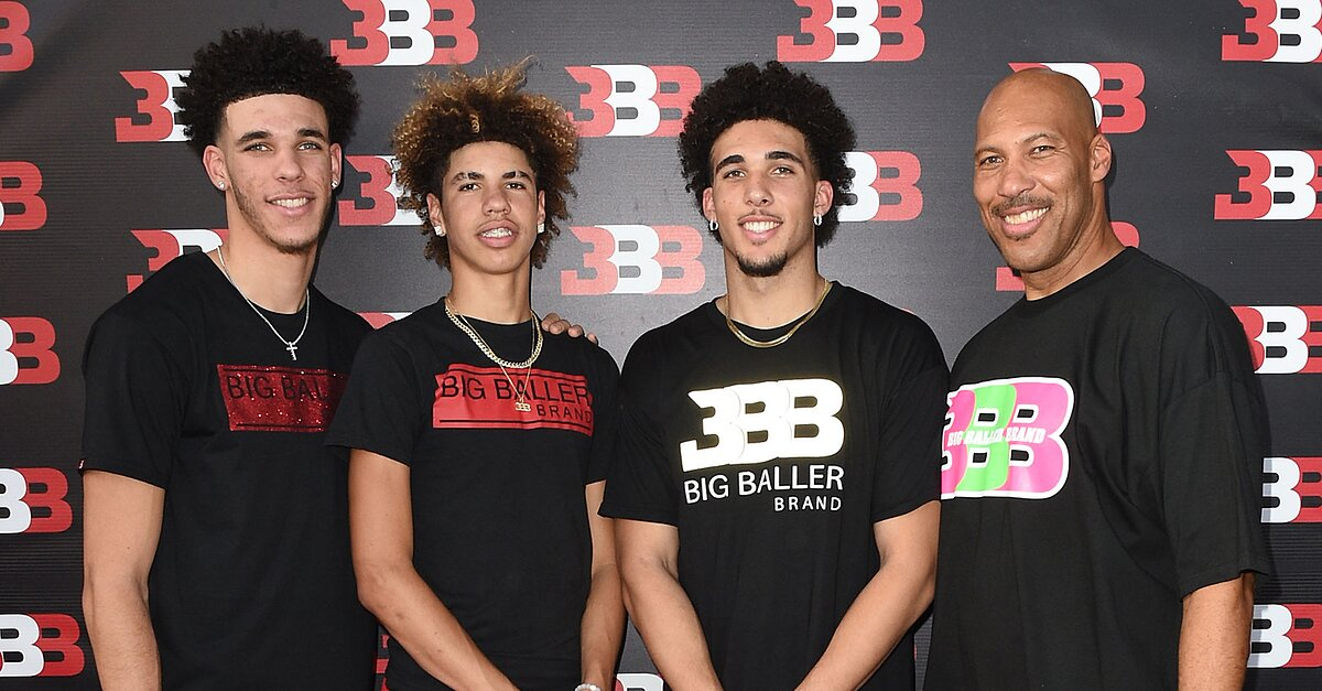 How LaVar Ball plans to have three sons on same NBA team