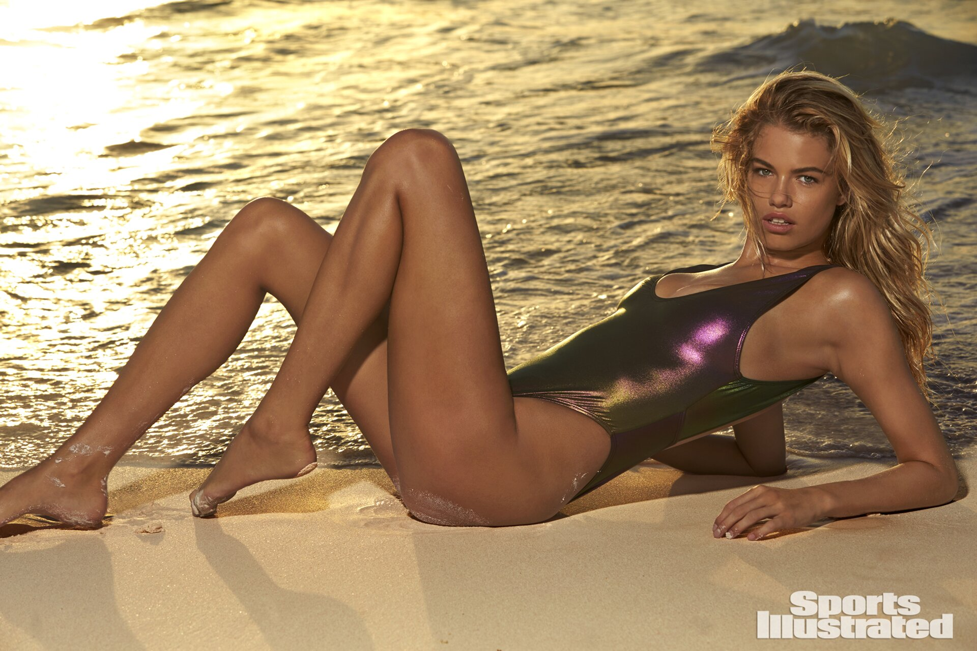 "<p>Hailey Clauson was photographed by Ben Watts in the Bahamas. Swimsuit by <a href=""https://www.swimspot.com/shop/new/sports-illustrated-rebel-plunge-front-1-pc/multi/?utm_source=si-com-swimsuit&amp;utm_medium=referral&amp;utm_campaign=website-links"" target=""_blank"">Sports Illustrated Swim</a></p>"