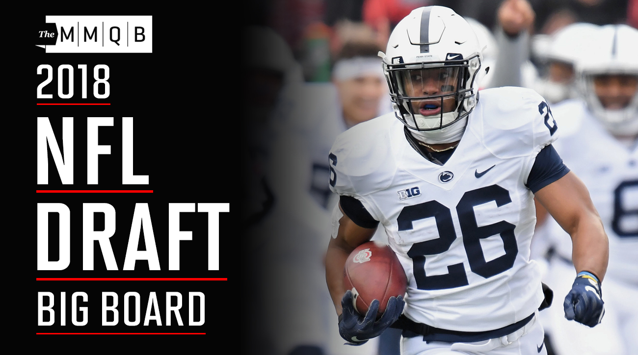 2018 NFL Draft Big Board: Top 50 Prospects | SI.com