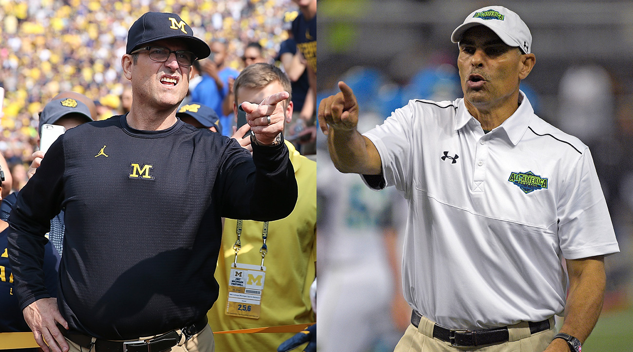 College-football-mailbag-jim-harbaugh-herm-edwards